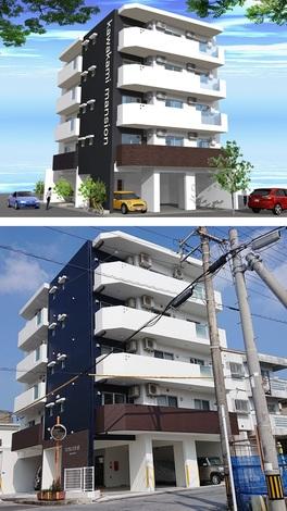 ④.K氏住宅新築工事(沖縄市)