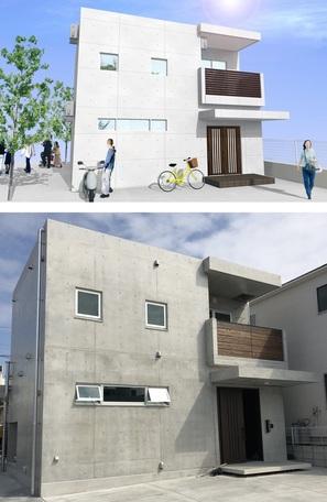 ⑥.K氏住宅新築工事(金武町)