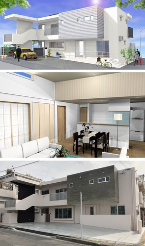 ⑦.U氏住宅新築工事(うるま市)