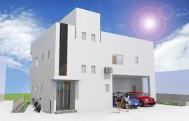 ⑧.M氏住宅新築工事(うるま市)