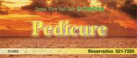 ペディキュア Pedicure