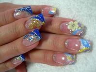 人口爪 Nails
