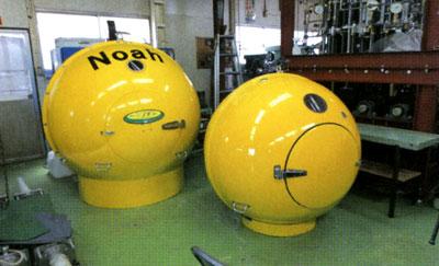 防災シェルター ノア 1500タイプ・1200タイプ